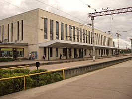 Baltisch Station
