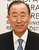 Ban Ki-moon: Age & Birthday