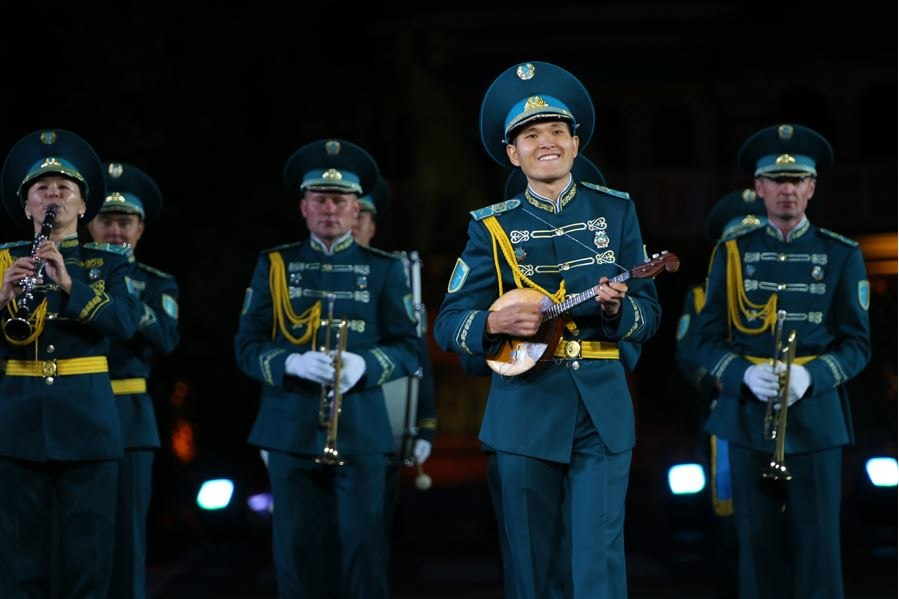 Band of the Kazakh Republican Guard (03)