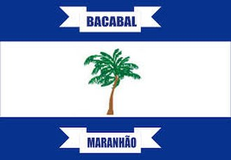 Bacabal - Image: Bandeira de Bacabal