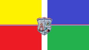 Itá, Paraguay - Image: Bandera de ita paraguay