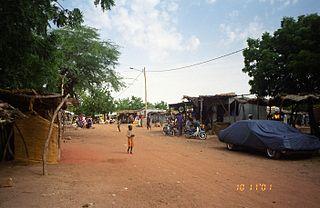 Bandiagara Commune and town in Mopti Region, Mali