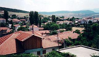 Vevi Place in Greece