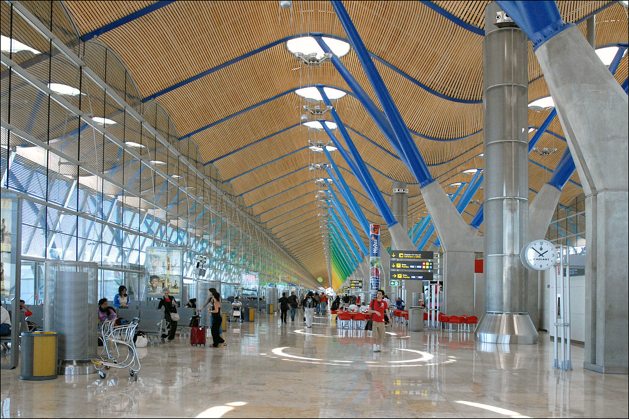 Madrid Airport To Hotel Liabeny