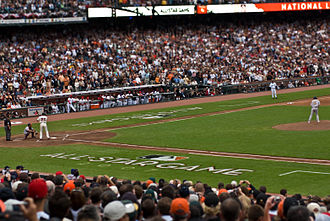 2007 Major League Baseball All-Star Game - Barry Bonds (batter) vs Dan Haren (pitcher)