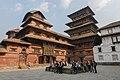Basantapur Durbar and the Nasal Chok courtyard (17829885472).jpg