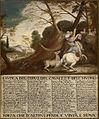 Basen o jelenu, konju in človeku (ok. 1700).jpg