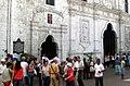 Basilica Minore del Santo Niño entrances and historical marker.jpg