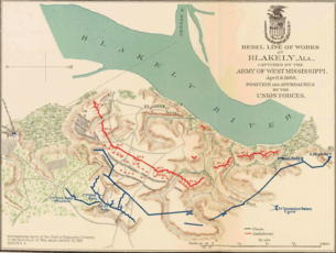 Focus Lee County >> Battle of Fort Blakeley - Wikipedia