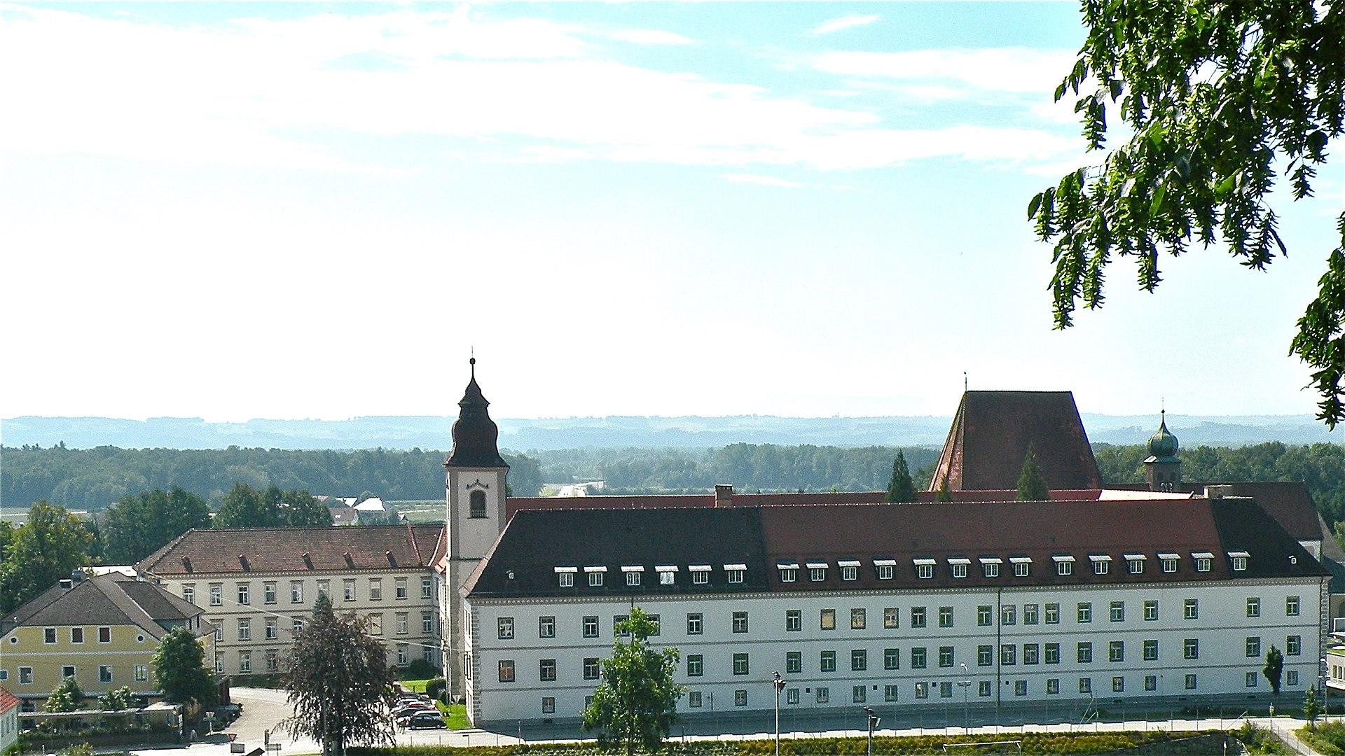 Px Baumgartenberg Kloster