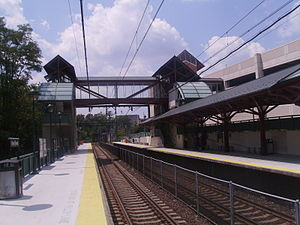 Bay Street from Hackettstown-bound platform.jpg