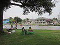 Bayou St John 4th of July NOLA 2012 Setup 1.JPG
