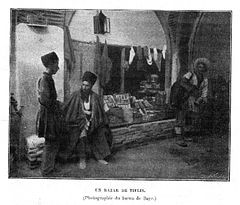Bazar of Tiflis (Baron de Baye photo).JPG
