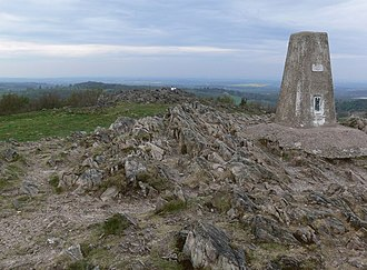 Beacon Hill, Leicestershire - Image: Beacon Hill geograph.org.uk 409967