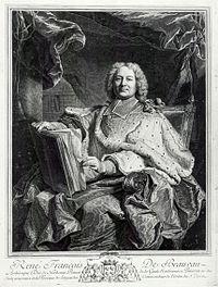 11 novembre 1664: René François de Beauvau Du Rivau (Narbonne) 200px-Beauveau_du_Rivau_%28gr._Drevet_1727%29