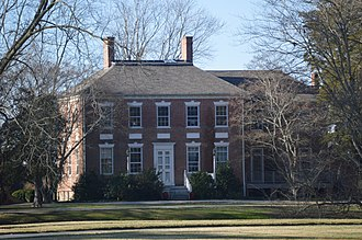National Register of Historic Places listings in Somerset County, Maryland - Image: Beckford at Princess Anne