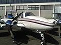 Beechcraft Baron - Aero 2014 (13873593765).jpg