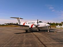 Beechcraft Super King Air Prince Rupert (175135070).jpg