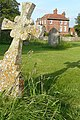 Beedon churchyard - geograph.org.uk - 861590.jpg