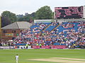 Beer Snake, West Stand, Headingley Stadium during the second day of the England-Sri Lanka test (21st April 2014) 005.JPG
