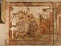 Begijnhofkerk, muurschildering , de bekering van H.Hubertus - 373919 - onroerenderfgoed.jpg