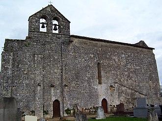 Bellefond, Gironde - Image: Bellefond 33 Église Saint Eutrope 01