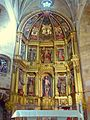 Benavente - Iglesia de Santa María del Azogue, interior 29.jpg