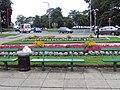 Benches and Gardens, Oakwood, Leeds - DSC07576.JPG