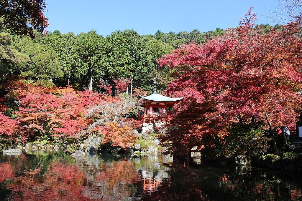 Benten-dō, Daigoji 20161116-2