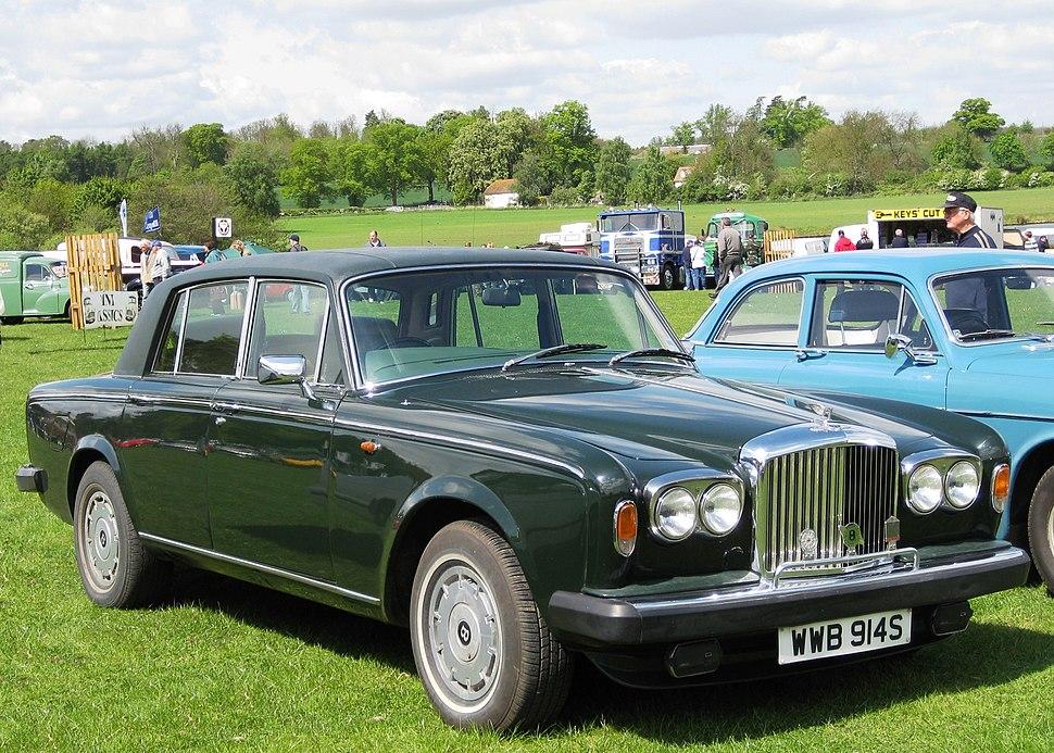Bentley T2 reg 1977 6750 cc