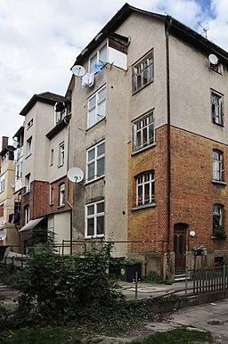 Benzstraße 29-33 (Stuttgart-Untertürkheim Südwestfassaden