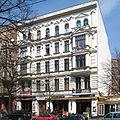 Berlin, Mitte, Oranienburger Strasse 45, Mietshaus.jpg