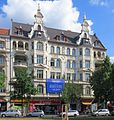 Berlin, Schoeneberg, Hauptstrasse 134, Mietshaus.jpg