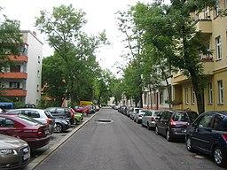 Trojanstraße in Berlin