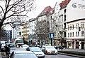 Berlin-Gesundbrunnen, Badstraße, middle part.JPG