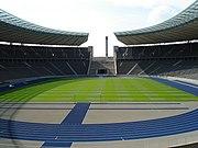 Berlin Olympiastadion nach Umbau 2