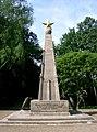 Bernau bei Berlin Ehrenfriedhof Rote Armee Obelisk.jpg