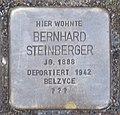 Bernhard Steinberger Stolperstein in Eisenach.jpg