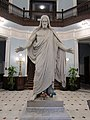 Bertel Thorvaldsen's Christus - under the Dome at Johns Hopkins Hospital - panoramio.jpg