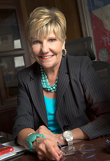Betsy Price Mayor of Forth Worth, Texas, United States