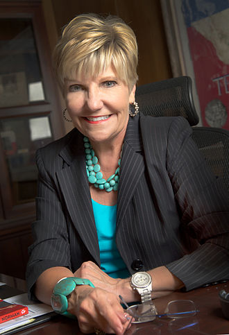 Mayor of Fort Worth, Texas - Image: Betsy Price