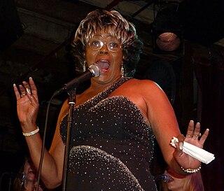 Betty Harris American singer