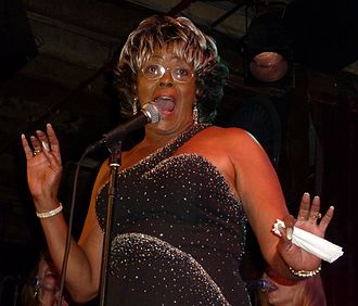 Betty Harris - Betty Harris at the Brooklyn Soul Festival, 2010