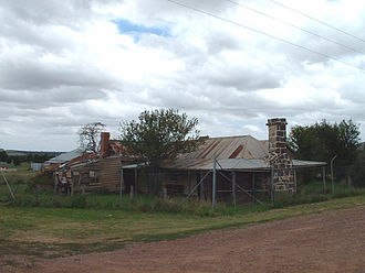 Beveridge, Victoria - John Kelly's house, Beveridge