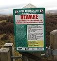Beware - geograph.org.uk - 443519.jpg
