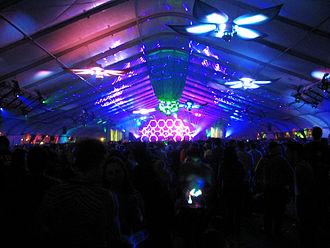 Beyond Wonderland - Main stage in 2010