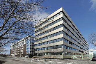 Federal Institute for Risk Assessment - Image: Bf R Dienstsitz in Berlin Jungfernheide