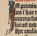 Biblia de Gutenberg, 1454 (Letra I) (21213315924).jpg