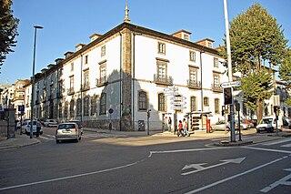 Convent of Santo António da Cidade
