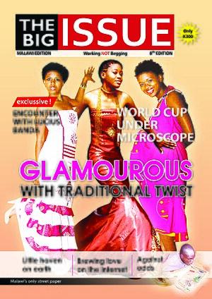 The Big Issue Malawi - The Big Issue Malawi magazine, 8th edition